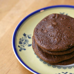 And Now for Something a Little More Chocolate — Truffle Cookies
