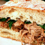 Crockpot Carolina Barbecue Pulled Pork Recipe