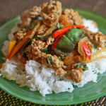 Ten Minute Thai Style Turkey