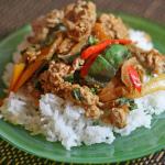 Ten Minute Thai Style Turkey