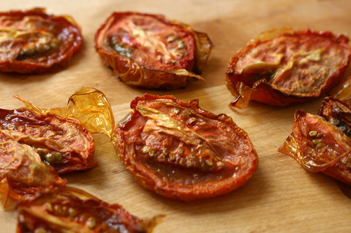 Plum Tomatoes Roasted Tomatoes Slow Roasted Tomatoes