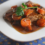 Grandma's Crockpot Pot Roast