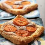 Serendipity — Apricot Tarts with Frangipane