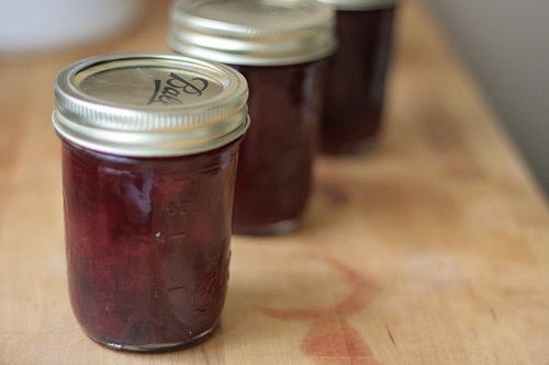 Homemade Plum Jam