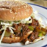 Mad Manwich — Spicy Turkey Sloppy Joes