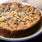 Famous Simple Summer Peach Cake