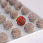 Have a VERY merry Christmas — Bourbon Balls