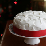 Decorating your Christmas Cake with Fondant Icing
