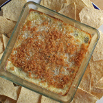 A Super Bowl of Dip — Jalapeno Popper Dip