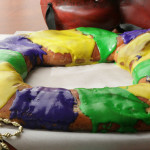 Laissez Les Bons Temps Roulez — Mardi Gras King Cake