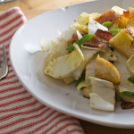 Giveaway, The Auberge of the Flowering Hearth and Endive Salad with Bacon