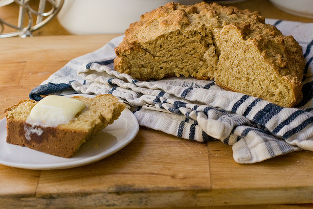Irish Soda Bread Brown Bread