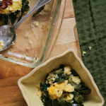 Grits and Greens Casserole – Almost Meatless Monday