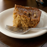 Buttermilk Pecan Sticky Bun Coffee Cake