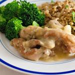 Spring's Parmesan Rosemary Chicken