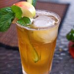 Pimm's Cup, for the summer