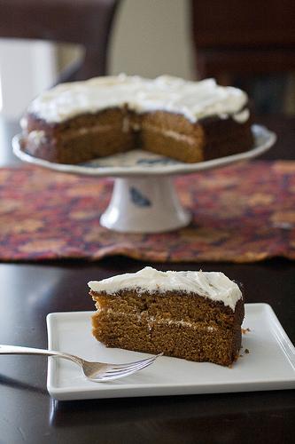 Ginger Cake 5