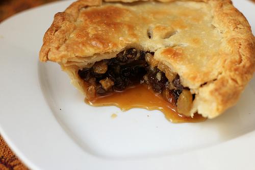 Mince Mincemeat Pie