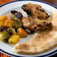 Curried Chicken Pan Roast