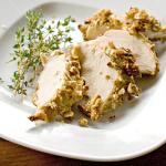 Pretzel Crusted Chicken Breasts