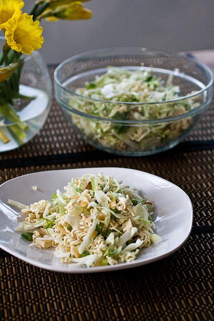 Japanese Ramen Salad