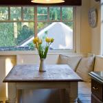 Kitchen Mini-Reno Part 2:  Lighting, cushions