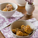 Father's Day Grands-Peres – Maple Syrup Dumplings