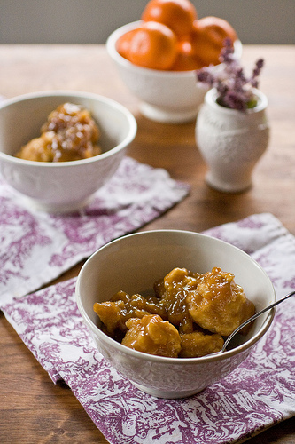... Day Grands-Peres - Maple Syrup Dumplings •The Domestic Front