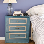 Savour Home:  New Nightstands, an Ikea Hacking Story