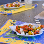 How to do summer — Chopped Caprese Salad