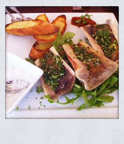 Bone Marrow at J Six San Diego