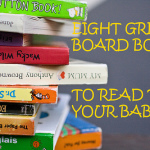 Eight Great Board Books to Read with your Child