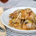 Chicken Bouillabaisse (Electric Pressure Cooker Recipe)