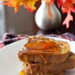 Pumpkin Pie French Toast, or the Hope of Autumn