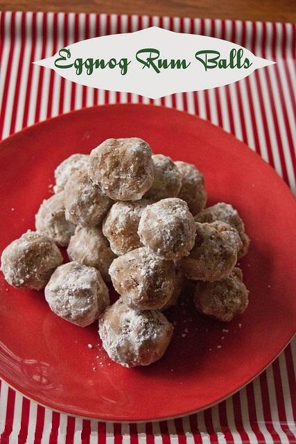 No Bake Christmas Cookies