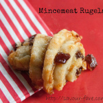 Mincemeat Rugelach