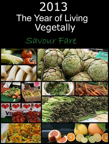 Year of Living Vegetally