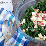 Meyer Lemon Kale Salad