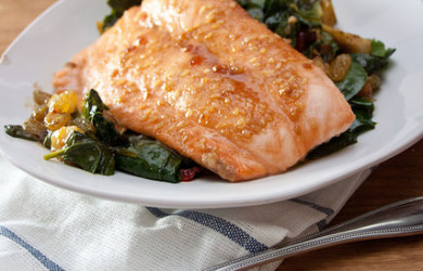 Healthy Salmon Recipe