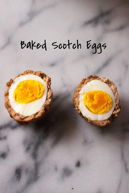 Low Carb Paleo Scotch Eggs