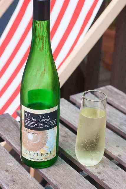 Trader Joe's Cheap Wine Pick:  Espiral Vinho Verde
