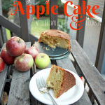 Sunday Night Apple Cake with Brown Butter and Bourbon