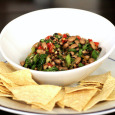 Ring in the New Year with Black Eyed Pea and 3 Pepper Salsa