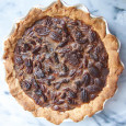 Date Nut Pie, Pecan Pie with Dates, Date syrup