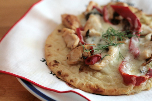 RIP Childhood — Flatbread Pizzas With Fennel