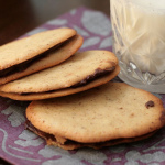 A Late Date — Brown Butter Sandwich Cookies