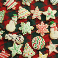 Santa Claus is Coming to Town — Holiday Sugar Cookies