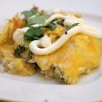 Cinco de Mayo 2 — Easy Chicken Chilaquiles