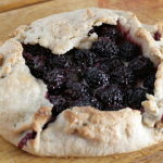Summer Simplicity — Blackberry Galette