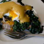 Eggs for Breakfast:  Eggs Toscana and a Giveaway!